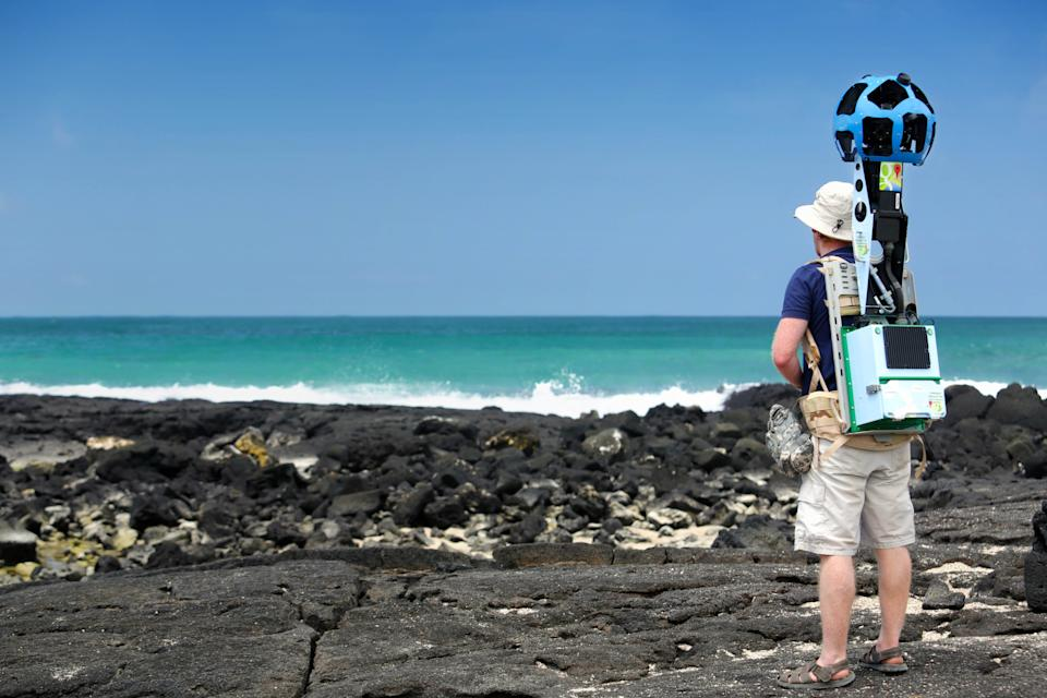 Google to add Galapagos Islands to Street View