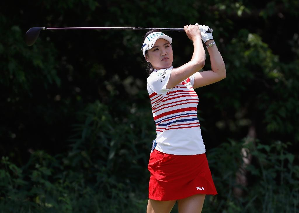 Park out, Ryu added for LPGA International Crown