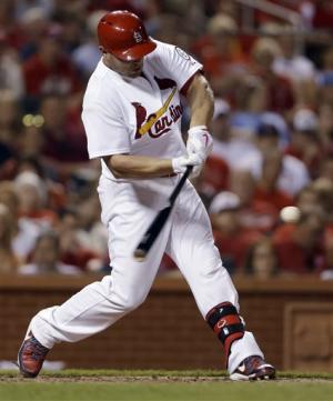 Cardinals rally in 8th, beat Royals 5-3