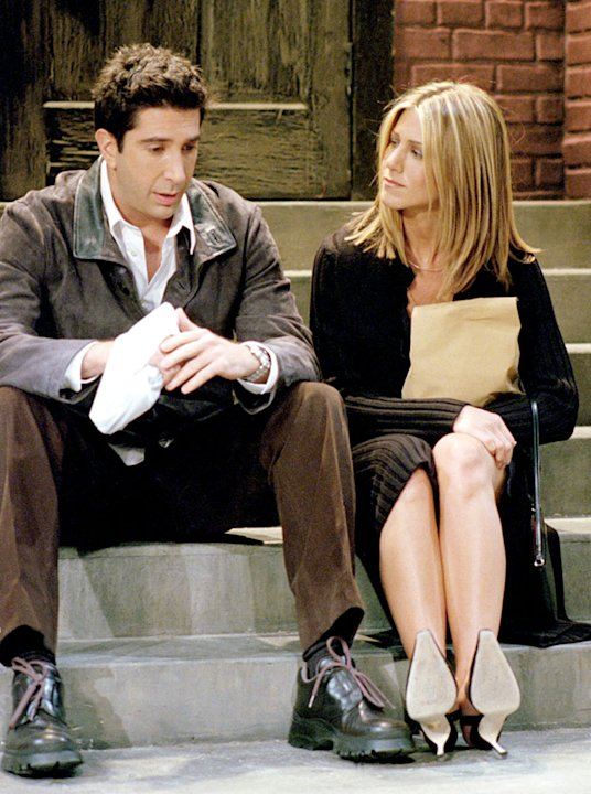 Ross and Rachel, 