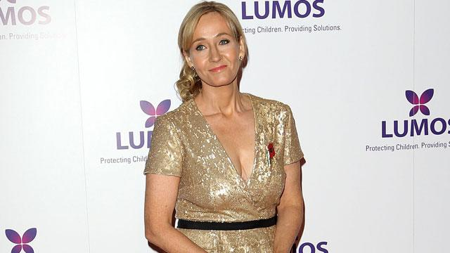 J.K. Rowling Sends Beautiful Message to Fan Who Wants to 'Finally Give Up'