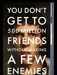 'The Social Network' movie poster