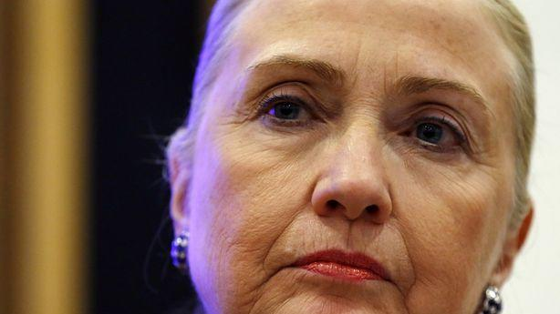 Hillary's Head Is Fine: She'll Be Back at Work Next Week