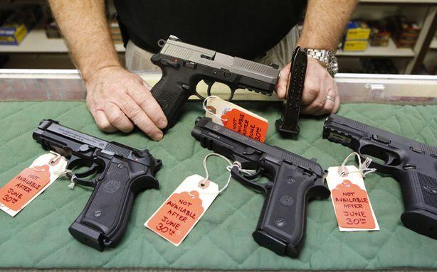 Why Have Gun Sales Dropped So Much?