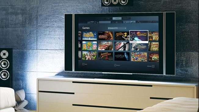 Steam's 'Big Picture' brings PC gaming to the living room [video]