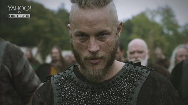 Exclusive Video: 'Vikings' Season 1 Is Action-Packed
