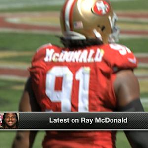 Will San Francisco 49ers' Ray McDonald's suspension be longer than expected?
