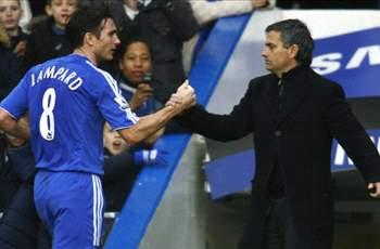 Lampard hails new Chelsea boss Mourinho: I'm very fortunate to have worked under him