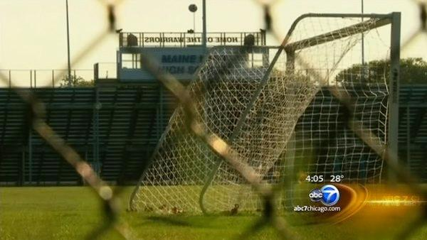 Alleged victim of Maine West hazing speaks out