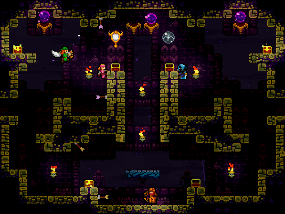 TowerFall: Ascension hitting PlayStation 4 on March 11