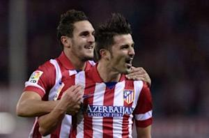 Villa: Arsenal made an offer for me