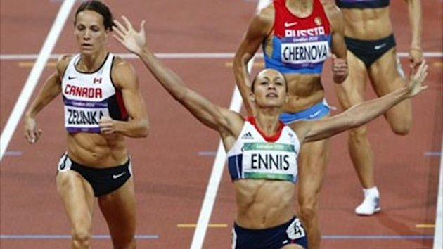 Jess Ennis