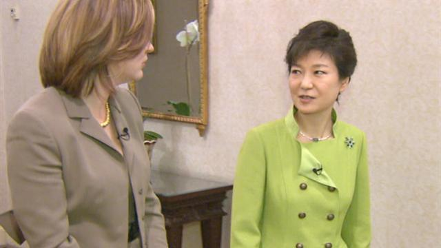 S. Korea president talks face-to-face meeting with N. Korea dictator