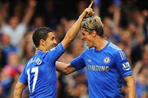 Hazard defends Torres - 'People expect 10 goals from him every game'
