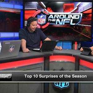 'Around The NFL' Podcast: Surprises of the Season