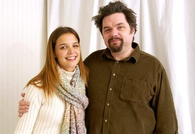 Katie Holmes and Oliver Platt