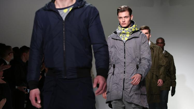 Christopher Raeburn : Catwalk - London Collections: MEN AW13