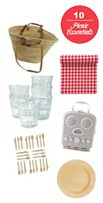 7 Things to Bring on Your Summer Picnic