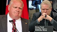 Coun. Doug Ford, right, said he would consider a mayoralty run if there's a byelection before the 2014 election and current Mayor Rob Ford, his brother, is barred as a candidate.