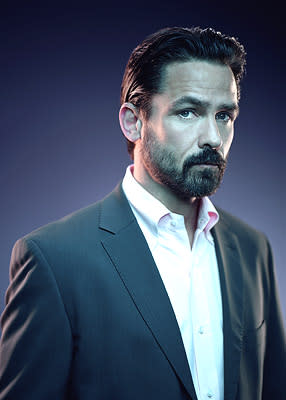 "Billy Campbell as Jordan Collier USA's ""The 4400"" 4400"