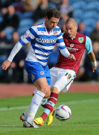Soccer - Sky Bet Championship - Burnley v Reading - Turf Moor