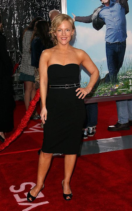 Yes Man LA Premiere 2008 Rachael Harris