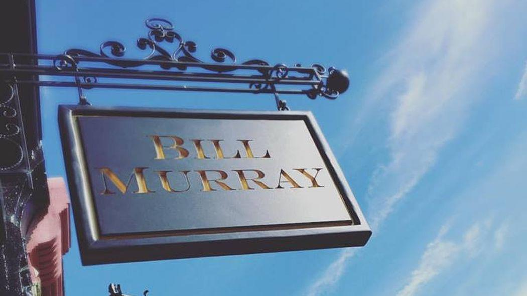 The Sugar House Hangs Bill Murray Sign; DCD Releases Homegrown Rye