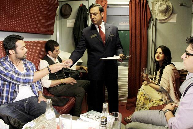 First look: Rajdhani Express