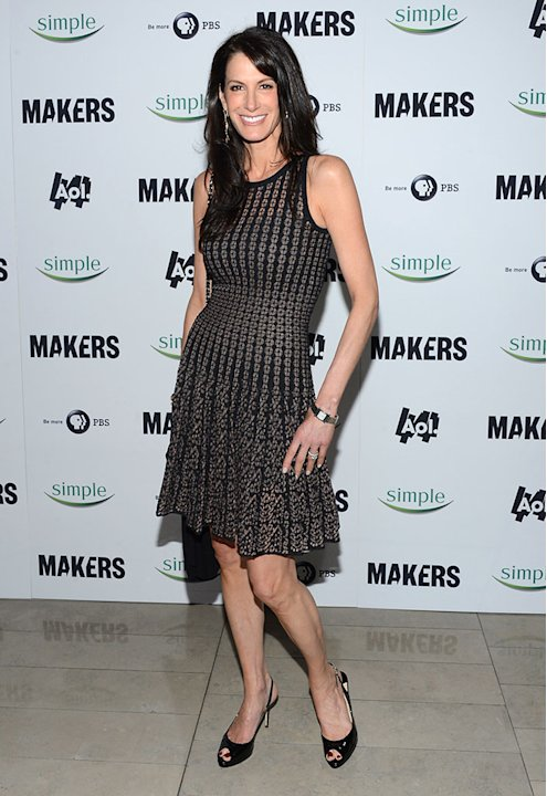 Red Carpet Premiere Of MAKERS: …