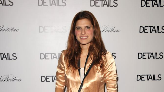 IMAGE DISTRIBUTED FOR DETAILS MAGAZINE - Lake Bell attends DETAILS Hollywood Mavericks Party on Thursday, Nov. 29, 2012 in Los Angeles. (Photo by John Shearer/Invision for Details Magazine/AP Images)
