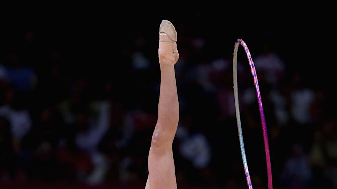 Olympics Day 13 - Gymnastics - Rhythmic