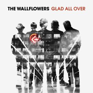 """This CD cover image released by Columbia Records shows the latest release by The Wallflowers, """"Glad All Over."""" (AP Photo/Columbia)"""