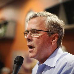 The Past Is a Burden -- For Jeb, Not Hillary
