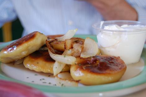 Cleveland Restaurant Week 2013: Pierogi Power