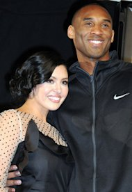 Vanessa and Kobe Bryant | Photo Credits: Barry King/Getty Images