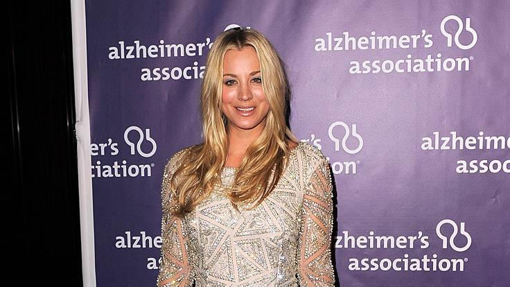 Kaley Cuoco Night At Sardis