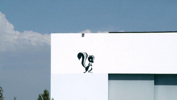 Skunk Works logo