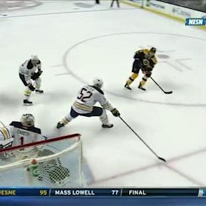Reilly Smith rips shot past Enroth for PPG