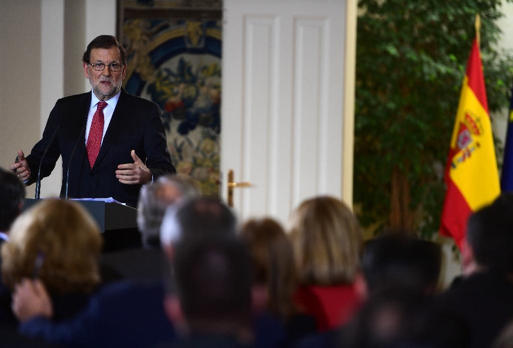 Spanish PM warns Brexit a 'serious threat' to economy