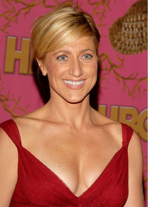 Edie Falco at the 58th Annual Primetime Emmy Awards - HBO After Party.