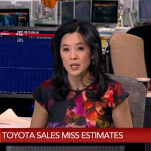Toyota February U.S. Sales Miss Estimates