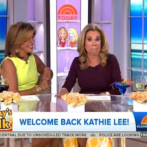 Kathie Lee Gifford Explains Month-Long Absence from 'Today'