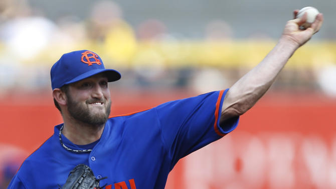 Niese, Campbell lead Mets over Pirates 5-3