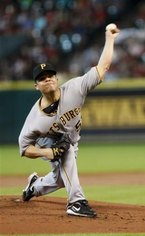 Pirates hand Astros club-record 12th straight loss