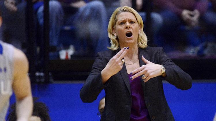Minnesota fires women's basketball coach Borton