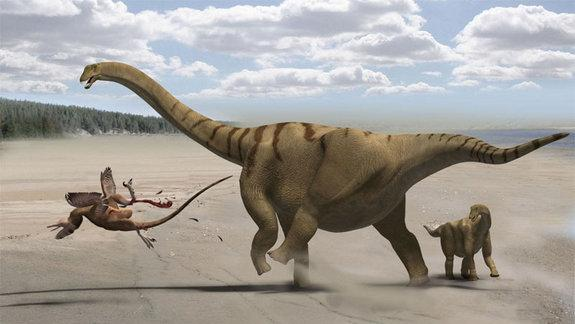 Dinosaurs Were Born to Be Big