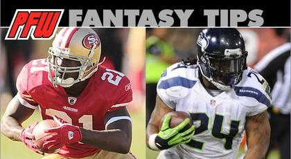 Gore, Lynch can thrive even against tough defenses