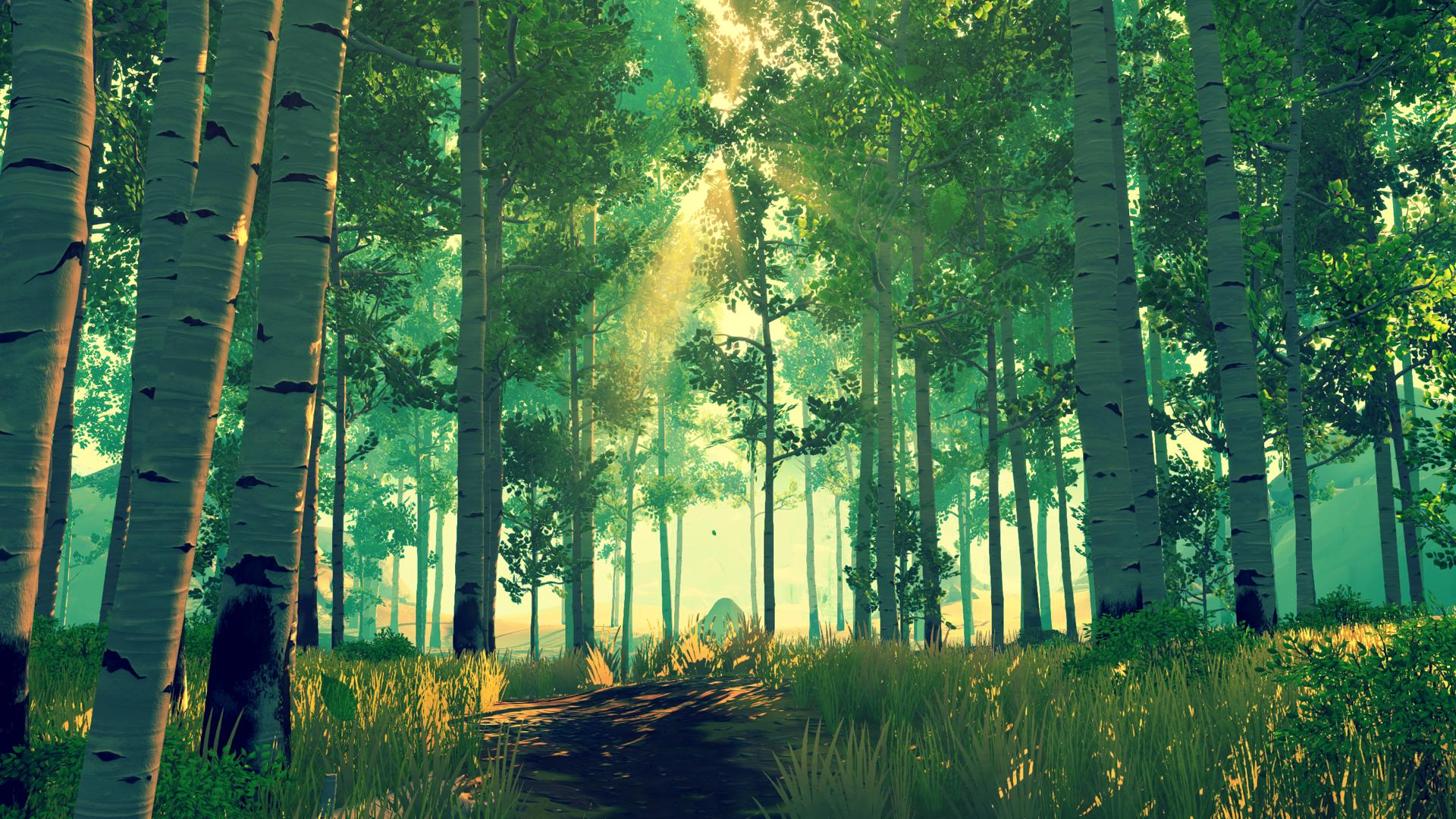 How the team behind Firewatch made a thrilling game about being alone