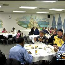 Philadelphia Police Officers Working Together To Help Families In Need This Holiday Season