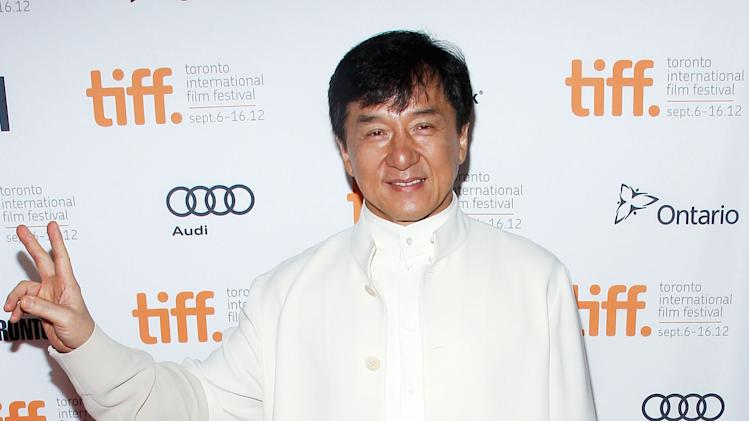 """In Conversation With...Jackie Chan"" Premiere - 2012 Toronto International Film Festival"
